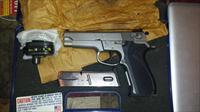 Smith & Wesson 9mm Used Stainless Model 5906