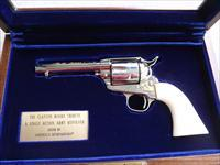 .45 Limited Edition Clayton Moore Tribute Revolver