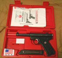 Ruger Mark II 50th Anniversary UNFIRED in box