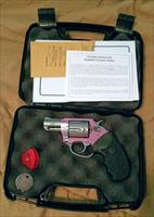 Charter Arms Pink Lady .38 Revolver