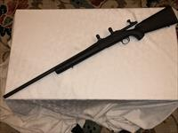 Remington model 700, .308 caliber rifle with floating, bull barrel