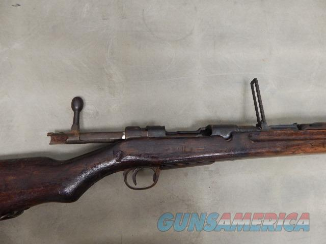 Type 97 WWII 6 5 Japanese Sniper