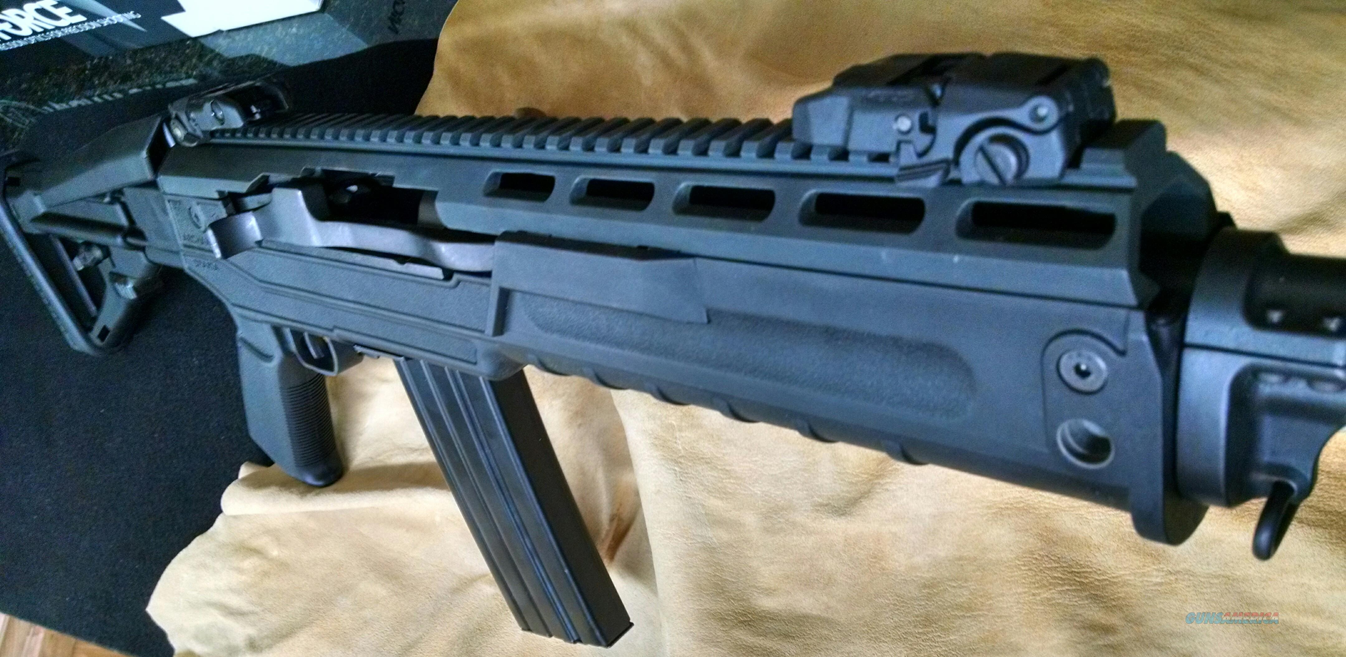 Ruger Mini 14 Ranch Rifle w/Archangel Sparta Stock