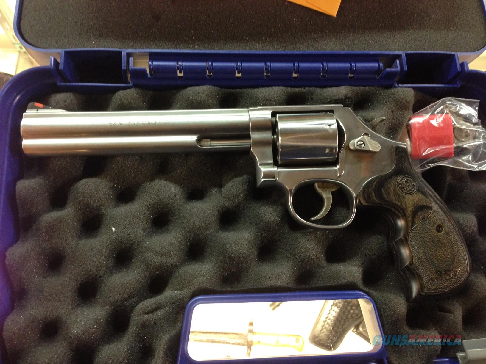 smith and wesson model 686 3 5 7 magnum talo for sale