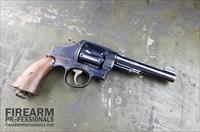 USED Smith & Wesson Model 1917 Army revolver
