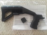 NIB! AR-15 BUMP FIRE STOCK RIGHT HANDED BLACK - FREE SHIP!