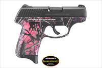 Ruger LC9 Muddy Girl Camo