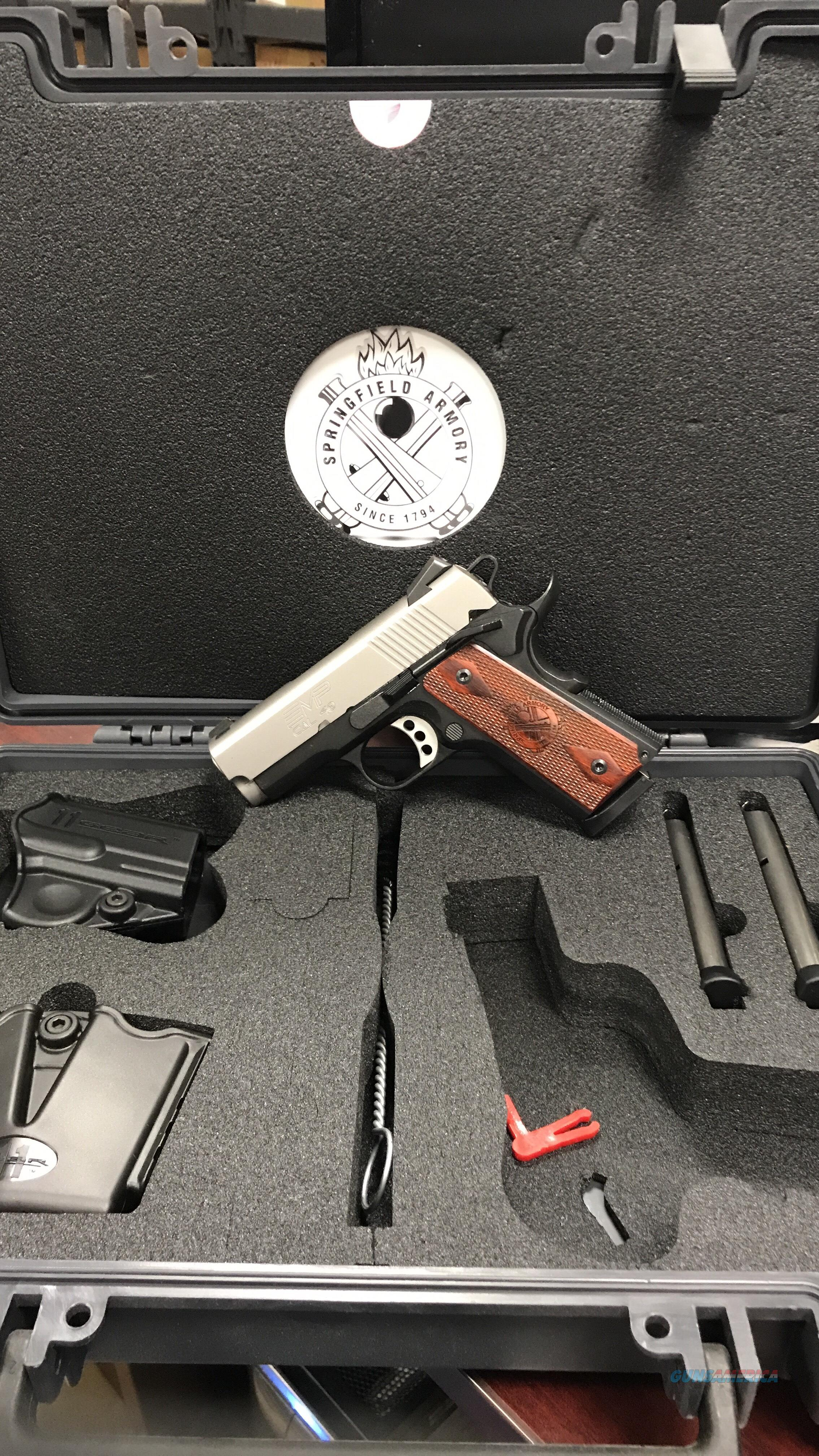 SPRINGFIELD EMP COMPACT 40 (FREE SHIPPING)