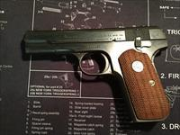 Colt 1903 in .380 Hammerless Pocket Pistol, Manufactured in 1914. Very Good Condition!!
