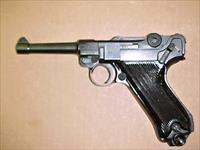 PO8 Luger, 1940, Code 42, 9mm. Very Fine condition.