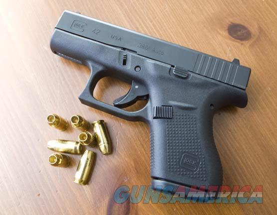 blue label glock 42 .380 acp. law enforcement o for sale