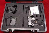 SPRINGFIELD ARMORY LOADED MC OPERATOR 45ACP W/NIGHT SIGHTS NEW  CA LEGAL