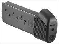 Ruger LC9 9 Round Extended Magazine Finger Rest