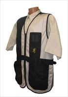 Browning Trapper Creek Trap Shooting Vest XXL NEW