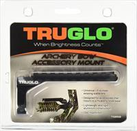 Truglo Picatinny Bow Accessory Mount BLK TG85B