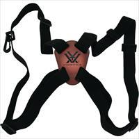 Vortex Binocular Harness Strap Black - VTHARNESS