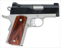 "Kimber 1911 Ultra Carry II Two Tone 9mm 3"" Barrel"