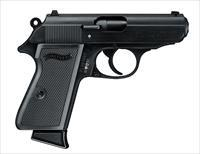 Walther PPK/S 22 LR Blued 3.3
