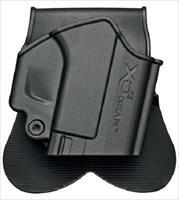 Springfield XD Paddle Holster Black Right Hand