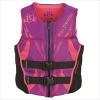 Full Throttle Women's Flex Back Vest
