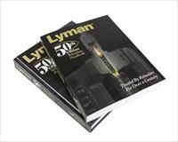 Lyman 50th Edition Reloading Handbook - 9816051