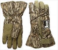 Banded Squaw Creek Insulated Gloves, Bottomland Camo, Medium - B03141