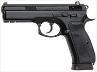 "CZ 75 SP-01 9 MM 91152 NIB 9MM 4.7"" Barrel Black"