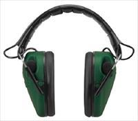 Caldwell E-MAX Low Profile Electronic Hearing Protection Green and Black