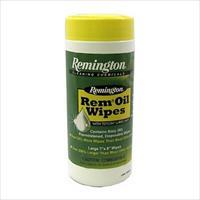 Remington 60 Count Disposable Rem Oil Wipes Large