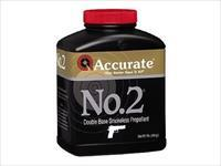 Accurate Number 2 No. 2 Smokeless Powder 1 LB