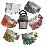 Ultimate Survival Outdoor Skills Card Set