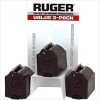 Ruger 10/22 BX-1 Magazine Mag 10rd Value 3PK 90451