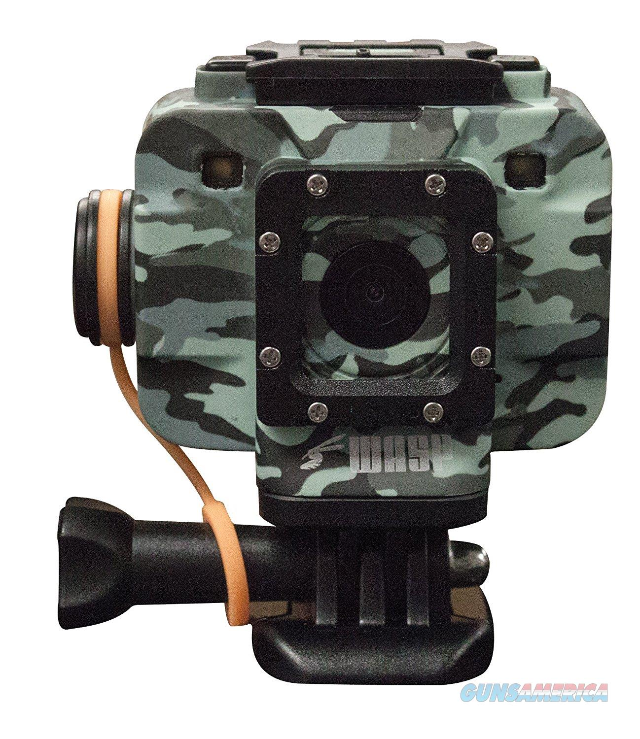 wasp cam camo action camera 9906 for sale