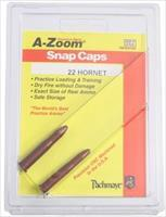 A-Zoom 22 Hornet Precision Metal Safety Snap Caps 2 Pack 12236