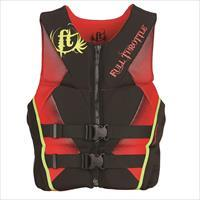 Full Throttle Men's Flex Back Vest