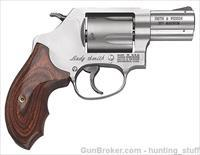 Smith & Wesson 60 Lady Smith 357 Mag 38 Spl 162414