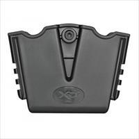 Springfield XD-S 9mm Double Magazine Pouch Black
