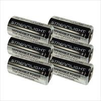 Streamlight 3V Lithium Battery CR123A 6 Pack 85180