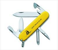 Victorinox Swiss Army Tinker Knife Yellow