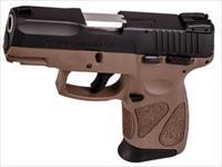 Taurus PT 111 NIB 1-111031G2-12B 9 MM Brown 3.2