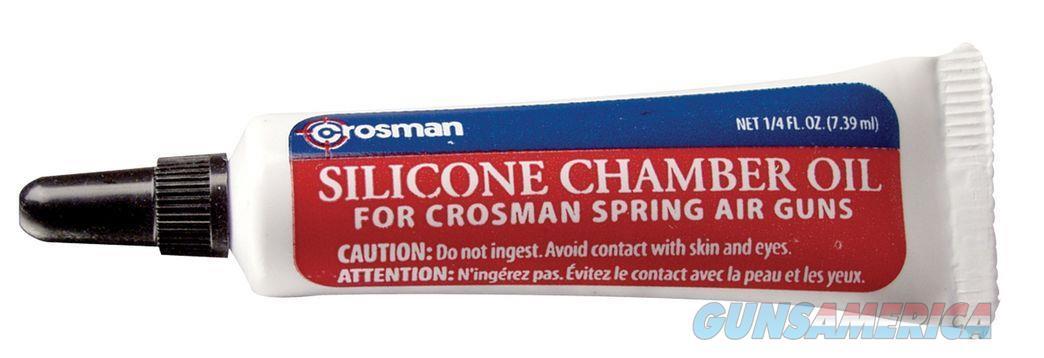 Crosman Spring Air Guns Silicone Chamber Oil