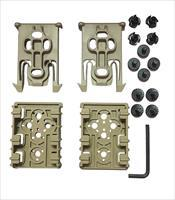 Safariland Equipment Locking System FDE