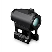 Vortex Crossfire Red Dot Sight 2 MOA and Hat
