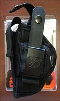 "Bulldog Belt Holster for Sub-Compact 2-3"" Autos"