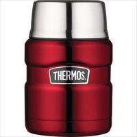 Thermos 16 oz King Food Jar and Folding Spoon