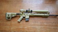 "Custom AR-15 SPR ""AMERICAN SNIPER"" Tribute to benefit Chris Kyle Fondation"
