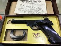 Hi Standard Supermatic Citation .22 LR w/ original box