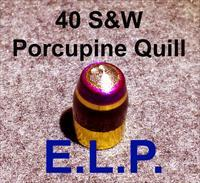 10 ELP .401 Cal. 134gr. HDF-Quill Projectile