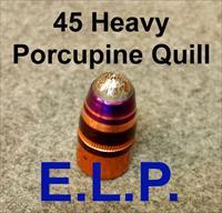 10 ELP .45 Cal. 200gr. HDF-Quill Projectile