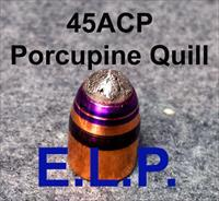 10 ELP .45 Cal. 156gr. HDF-Quill Projectile
